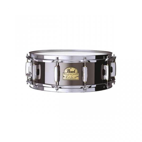 Chad Smith Model 14x5 Black Nickel Plated Steel CL 55 Su