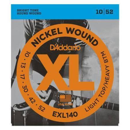 D'addario Exl-140-3d Juego Cuerdas Guitarra Eléctrica