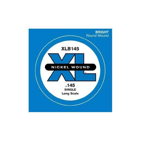 Cuerda Bajo D'addario Xlb-145 Long