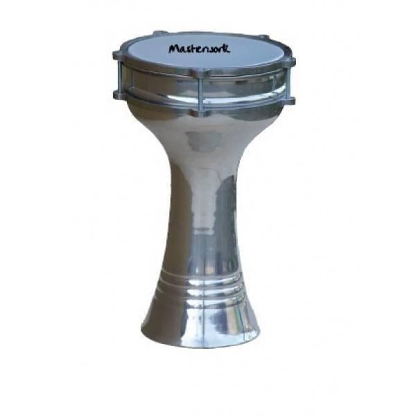 Darbuka Aluminio Masterwork 17.5CM