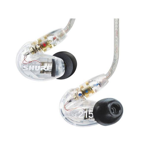 Auriculares Shure SE215-CL