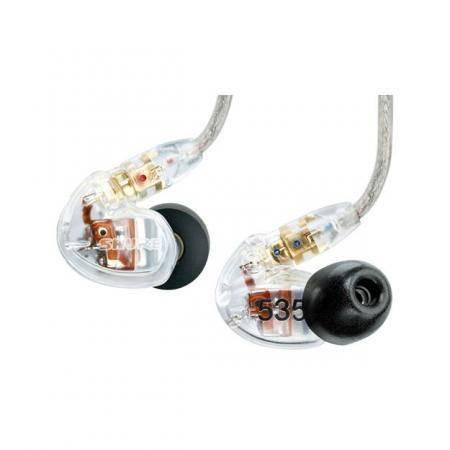 Auriculares Shure Transparentes SE 535