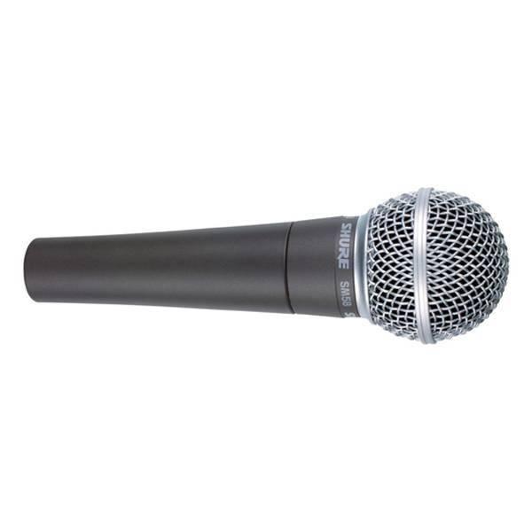 Shure SM58 LCE Micrófono dinámico