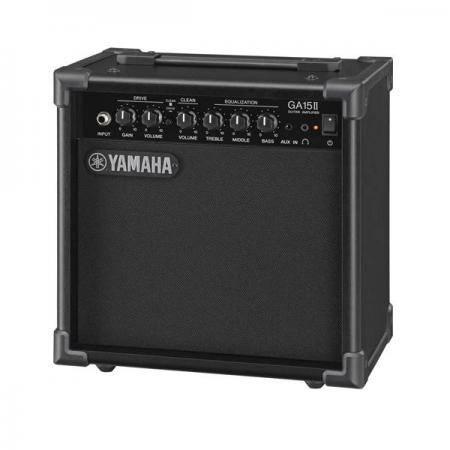 Yamaha GA-15 II Amplificador de Guitarra Eléctrica y bajo