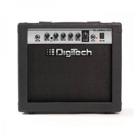 DigiTech DG15R amplificador guitarra