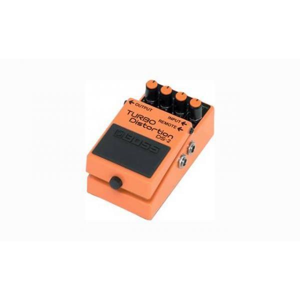 Pedal Distorsión Guitarra Boss DS-2