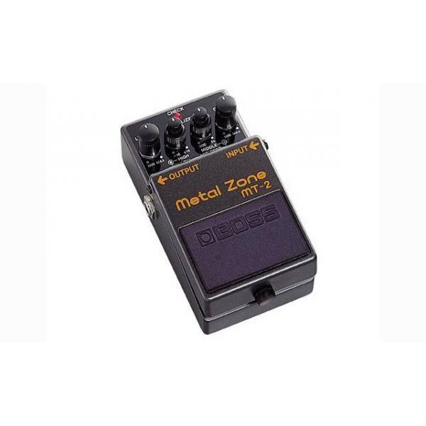 Pedal Guitarra Metal Zone Boss MT-2