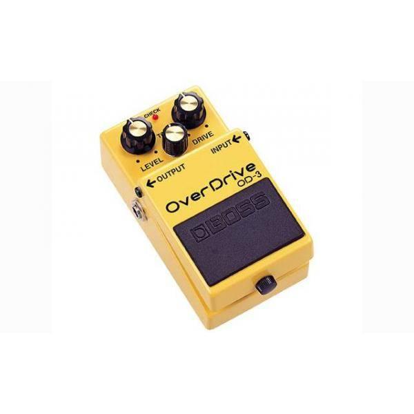 Pedal Overdrive Guitarra Boss OD-3