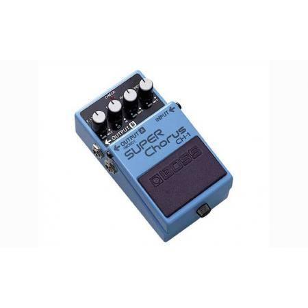 Pedal Chorus Guitarra Boss CH-1