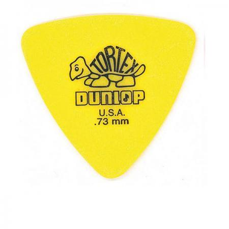 Dunlop Bolsa 72 púas Tortex Triangle 0,73mm