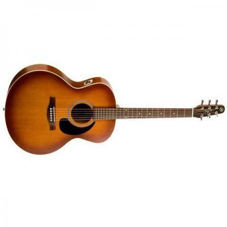 Seagull Mini Jumbo Guitarra Electroacústica