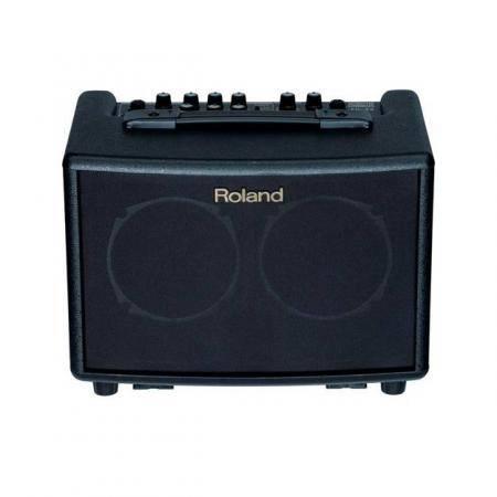 Roland AC33 Amplificador Guitarra Acústica Pilas