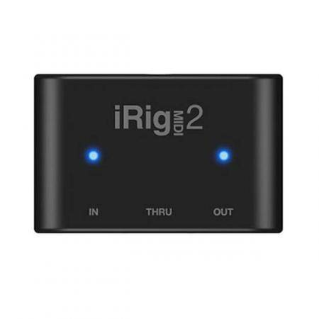 IINTERFACE IRIG MIDI UNIVERSAL IPHONE