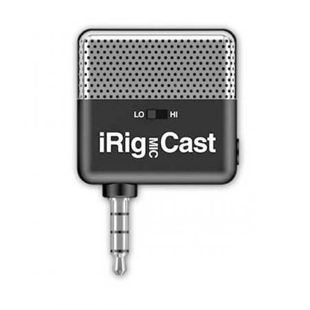 Micrfono Podcast y grabacin de voz para iPhone iPod touch iPad y Android