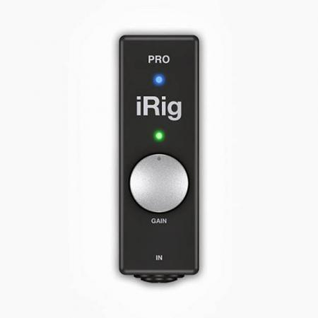Interface Audio & Midi HD Universal Iphone Irig