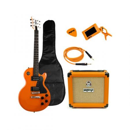 Orange Pack Guitarra Eléctrica