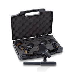 Set 7 Micrófonos Percusión LD Systems D1017