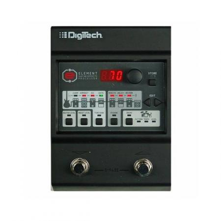 DIGITECH ELEMENT PEDALERA MULTIEFECTOS