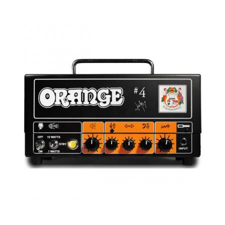 Orange Jim Root Terror Cabezal guitarra