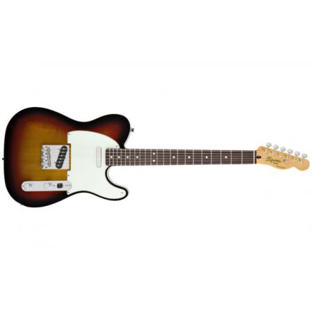 Pack Fender Squier CLASSIC VIBE TELE CSTM 3TS