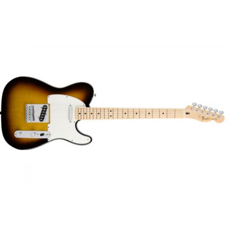 Standard Telecaster®, Maple Fingerboard, Brown Sunburst