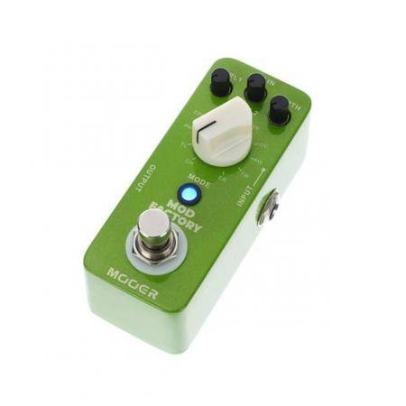 Pedal Guitarra Mod Factory Multi modulation Mooer