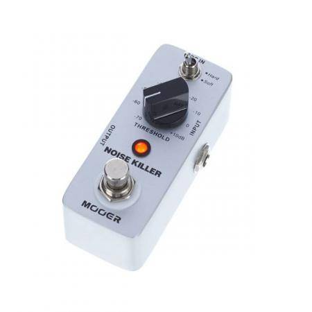 PEDAL GUITARRA NOISE KILLER NOISE REDUCTION MOOER