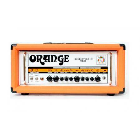 Cabezal Guarra Orange Rockerverb 100H MKIII
