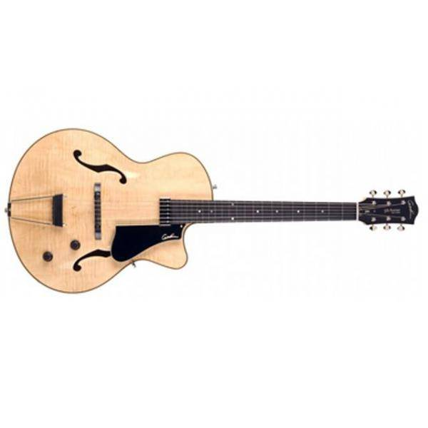 Godin 5th Avenue Jazz Natural Flame HG Guitarra Eléctrica