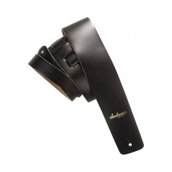 Correa Guitarra Bajo Jackson Leather Guitar Strap