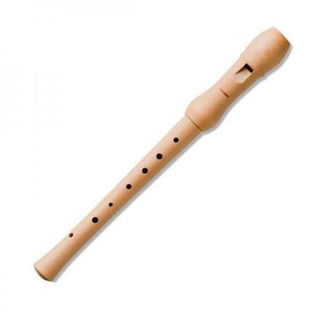 Hohner 9565 Flauta Madera digitalización alemana