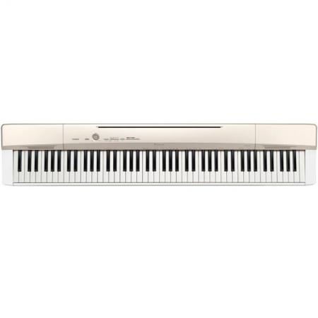 Piano Digital PRIVIA 160 GD KIT dorado