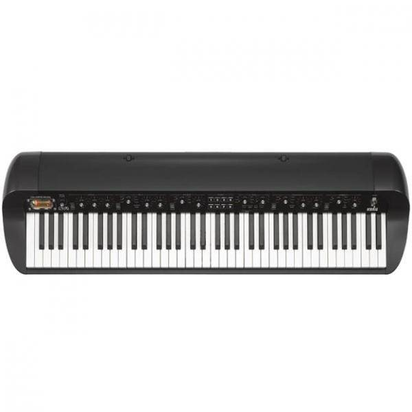 Korg SV 1 73 Black Piano Digital