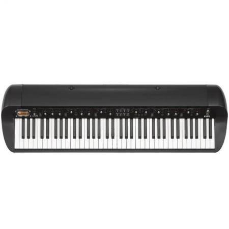 Korg SV 1 73 Black Piano Digital