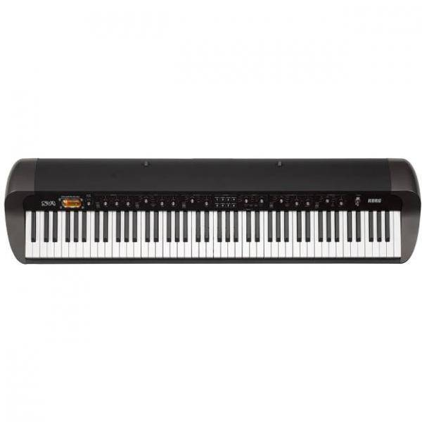 Korg SV 1 88 Black Piano Digital