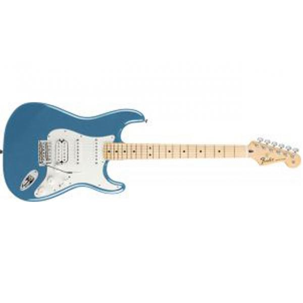 Standard Stratocaster® HSS, Maple Fingerboard, Lake Placid Blue