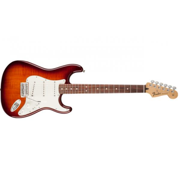 Standard Stratocaster® Plus Top, Rosewood Fingerboard, Tobacco S
