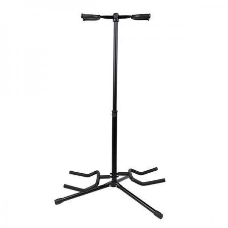 SOPORTE DE GUITARRA PLATINUM DOBLE