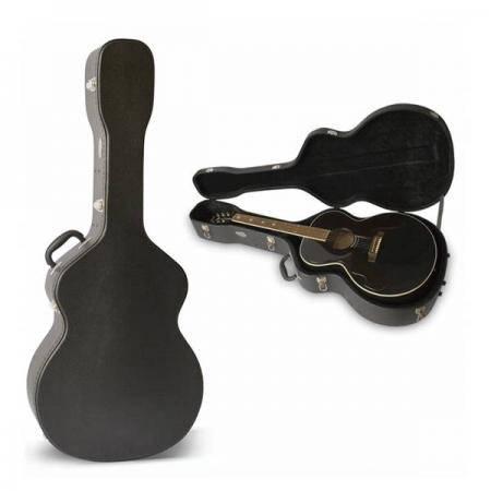 Estuche Rígido Guitarra Acústica Jumbo Cnb JC20/200