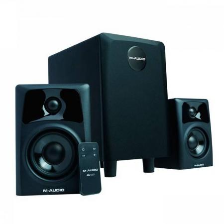 M-Audio AV321 Sistema Monitores Estudio 2.1