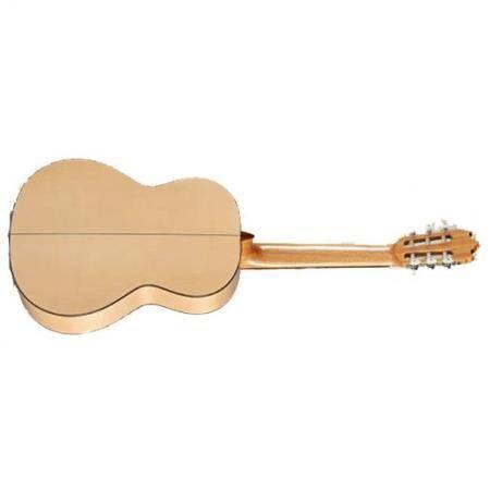 Alhambra 3F Guitarra Flamenca Natural