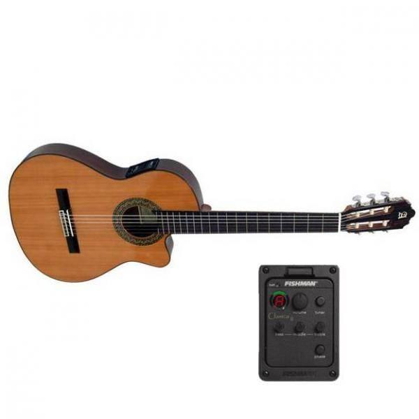 Alhambra 3C CT E1 Guitarra Electroclásica