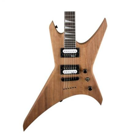 Jackson JS32T Warrior Natural Oil Guitarra Electrica