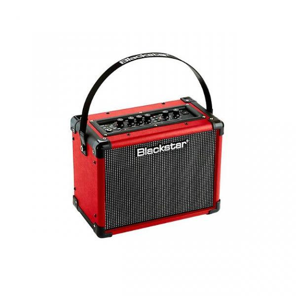 ID:CORE 10 Stereo Red BLACKSTAR