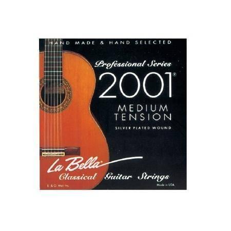 LA BELLA Flamenco 2001L JGO