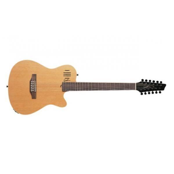 Guitarra Electro-acústica Godin A12 Natural SG