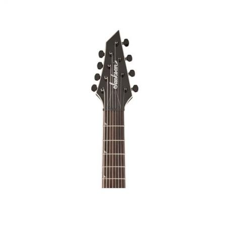 Jackson SLATHXQ 3-8 Transparent Black Guitarra Electrica