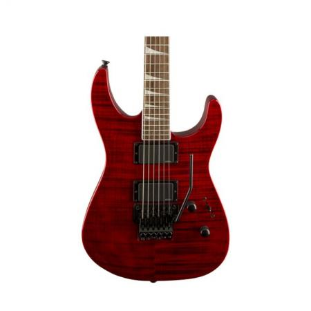 Jackson Soloist™ SLXFMG Transparent Red Guitarra Electrica