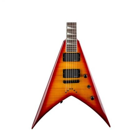 Jackson King V™ KVXT Cherry Sunburst Guitarra Electrica