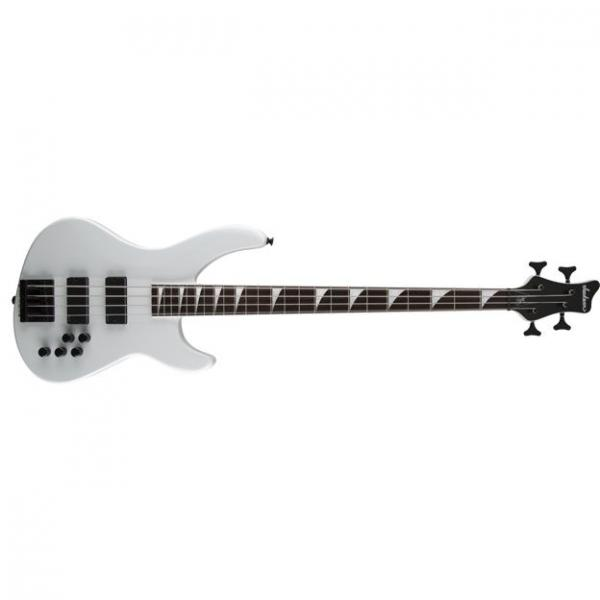 Jackson Chris Beattie Signature Pro Series Bass Snow White Bajo Electrico